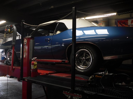 HK MotorSports Dyno Shop Pontiac High Performance And Racing Engines - Muscle car tuning shop